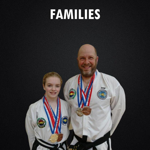 Taekwon-Do Families